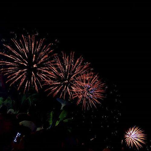 Photography Fireworks Myphone Agua Infinity Linecamera Manila Philippines MOA Pyromusical