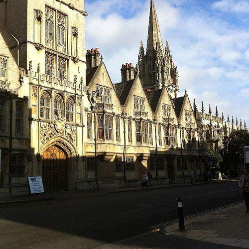 Nice Niceview Oxford England old