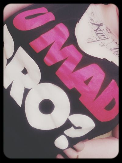 Youmadbro Reinvented Tshirt♡ Girl Swagg ♥