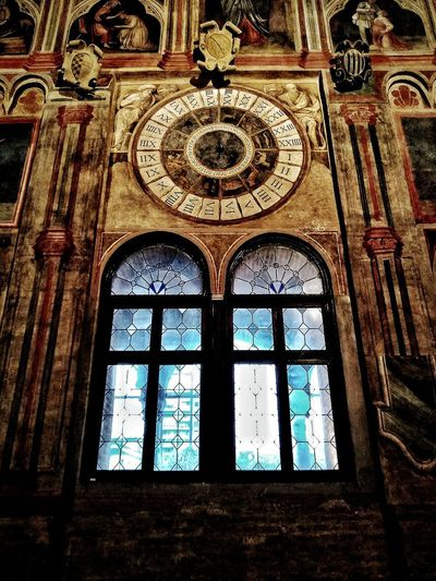Padova, Aprile 2019 Hdr_Collection Museum Interior Window Full Frame Architecture