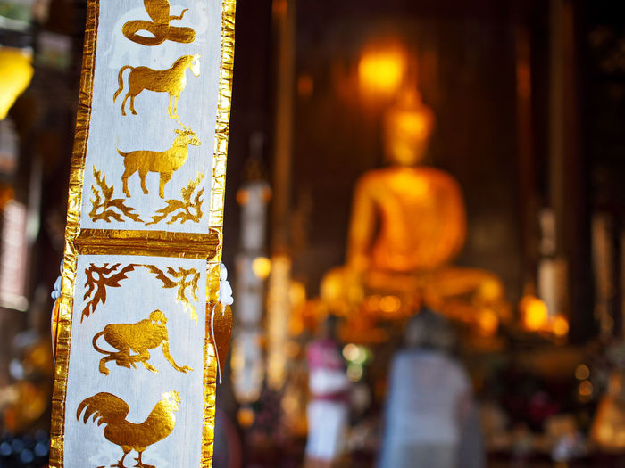Art Art And Craft Chain Chiang Mai Close-up Creativity Cultures Decoration Depth Of Field Focus On Foreground Hanging Human Representation Metal Metallic Ornate Religion Rusty Spotted In Thailand Strength Thailand Tradition