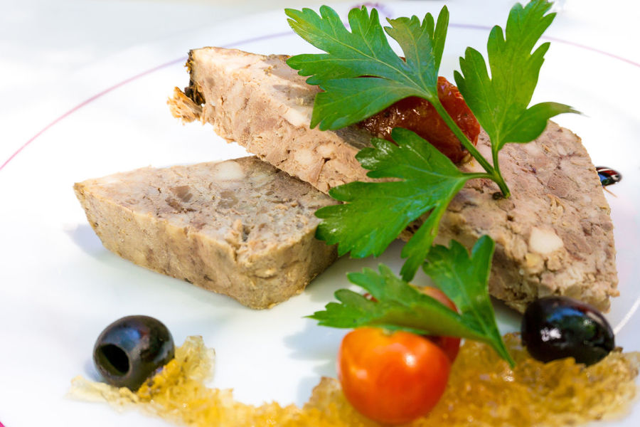 Close-up Day Food Food And Drink Freshness Healthy Eating No People Pate White Background