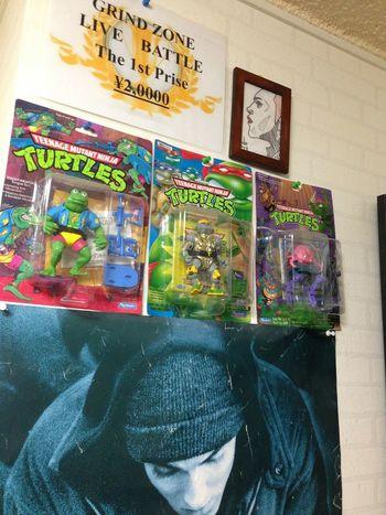 コレクションpt.2 Teenage Mutant Ninja Turtles