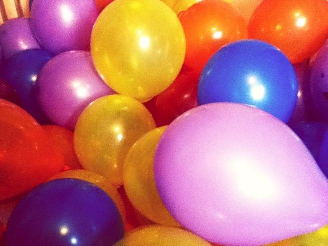 Birthday Balloons