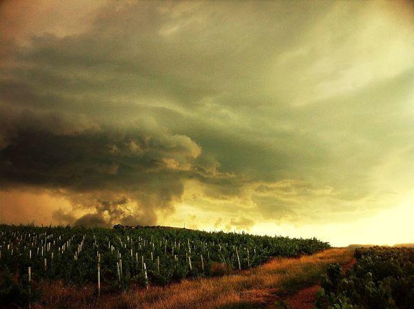 la tempête Taking Photos Findumonde