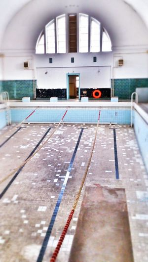 (k)ein letzter Absprung Springboarderror Swimming Pool Abandoned Places Once Upon A Time
