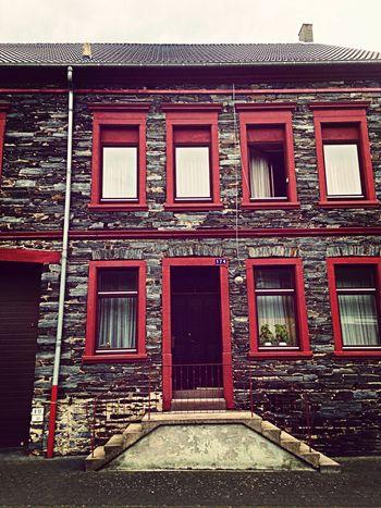 Brauneberg House Window Mosel