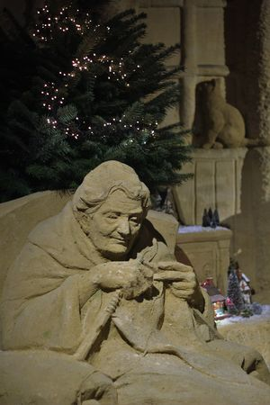 Mergelrijk, Valkenburg Statue Santa Santa Claus Christmas Christmas Decoration Christmas Decorations See What I See Walking Around Taking Pictures Still Life Indoors  Event Sculpture Close-up Christmas Lights December 2018 Winter Wintertime Valkenburg Aan De Geul Cozy