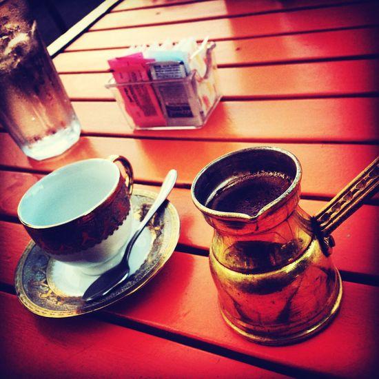 I Love Turkish Coffee ♥