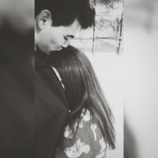 Te quiero 💏 Love Love ♥ Parejas♡ Amor ♥ Amor Kiss Beso First Eyeem Photo