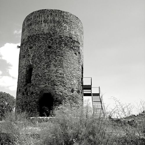 TOWER MIDDLE AGES Tower Architecture Blackandwhite Castle Middle Ages