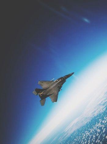 Lockheed F22 Jet