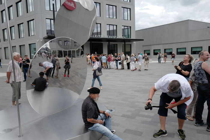 Leitzpark Crowd Group Of People Large Group Of People Real People Architecture Men Building Exterior