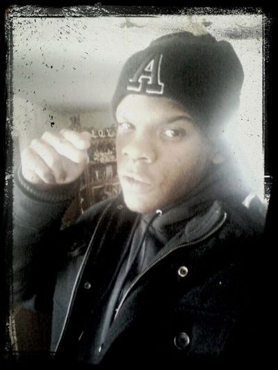 Just one of those days, where I feel like a rapper! lls