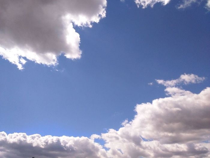 Blue Sky Only