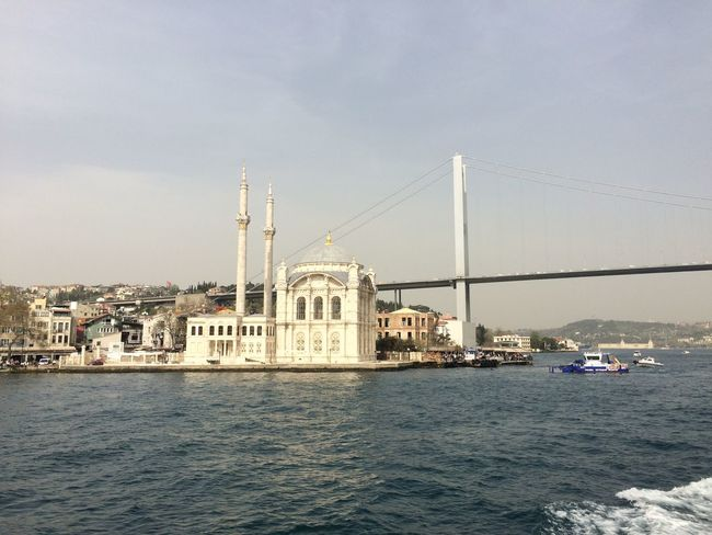Istanbul bridge, Birinci Boğaziçi Architecture Birinci Boğaziçi Bosporus Bridge Boğaz Köprüsü Built Structure Istanbul Bridge Istanbul By Night Outdoors Sky