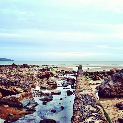 Calm Donabate strand #beach #ireland #insta_ireland #jj #amaro #autumn #insta_ireland_autumn Beach Autumn Ireland Jj  Amaro Insta_ireland Insta_ireland_autumn