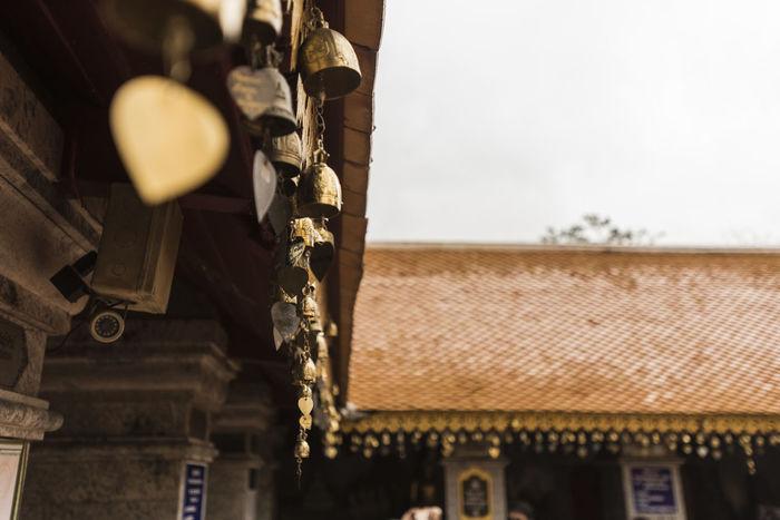 寺院 Buddhist Shrine Buddhism The Temple City Beauty Building The Light Chiang Mai | Thailand Chiang Mai Chiang Mai Memory Travel