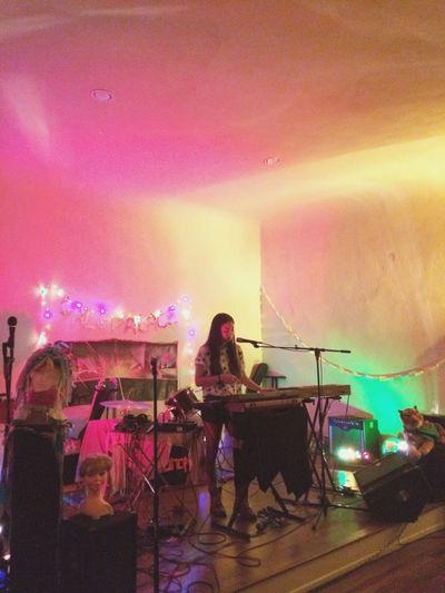 Punk House House Show Electronic