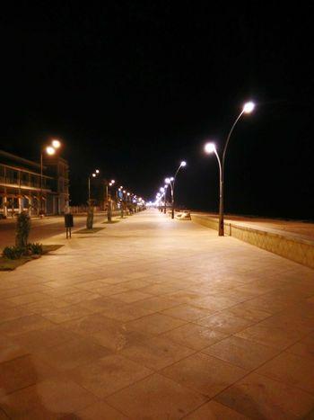 Pondicherry RockBeach Calmness