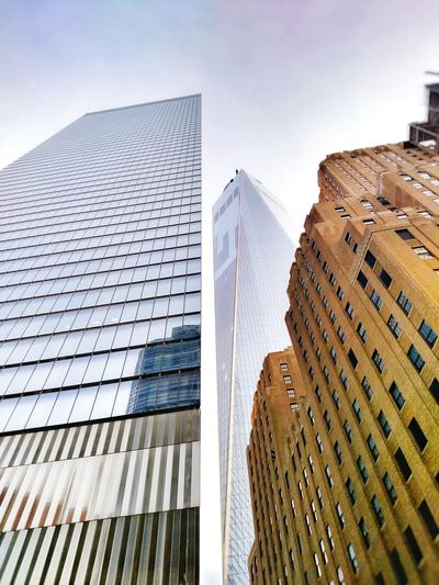 New York City NYC Photography Manhattan Architecture Looking Up Perspectives Reflection Urban Geometry Cityscapes Eye4photography