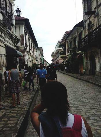 Do something you love. First Eyeem Photo Vigan Philippines Eyeem Philippines