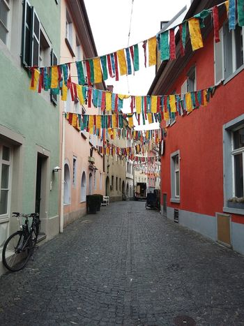 Streets of Konstanz. · Germany City Colors Old Town Decoration Architecture City Life