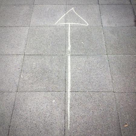 Arrow Signs Direction TreasureHunt