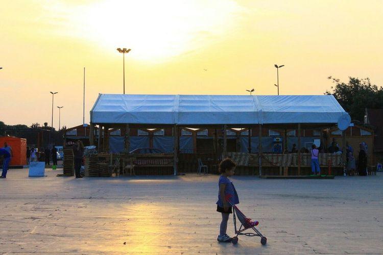 Taking Photos Sunset Sunlight Colors Landscape EyeEm Best Shots Nature_collection Child Summer People