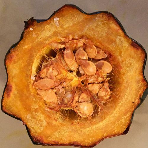 Roasted Acorn Squash Acorn acornsquash