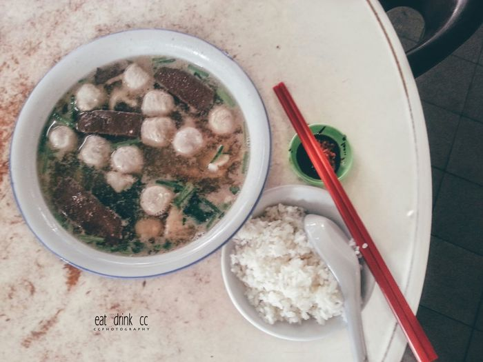 Yam Rice Pork Soursoup Meatballs Yummy EnjoyTheMoment Followme Penang Like Hello World