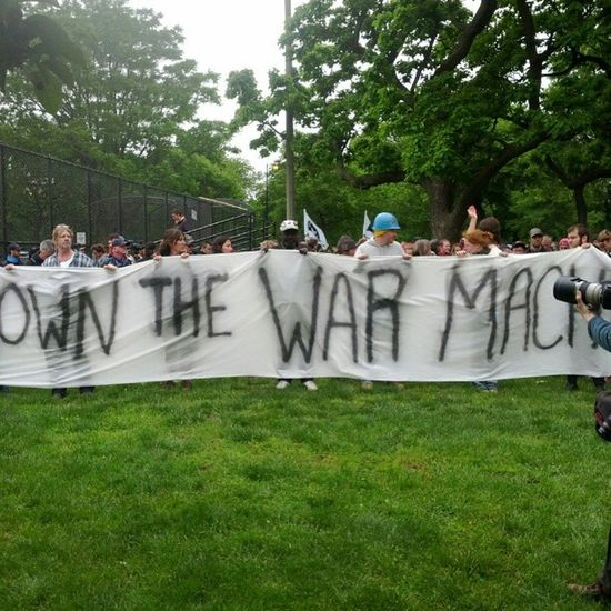 Shutdown the War Machine Boeing Nonato Ochi