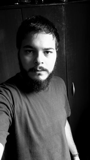 Beard Portrait Self Portrait Blackandwhite Light And Shadow Creative Light And Shadow Snapchat Beard Life