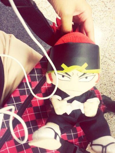 I Took Renji To School ^.^