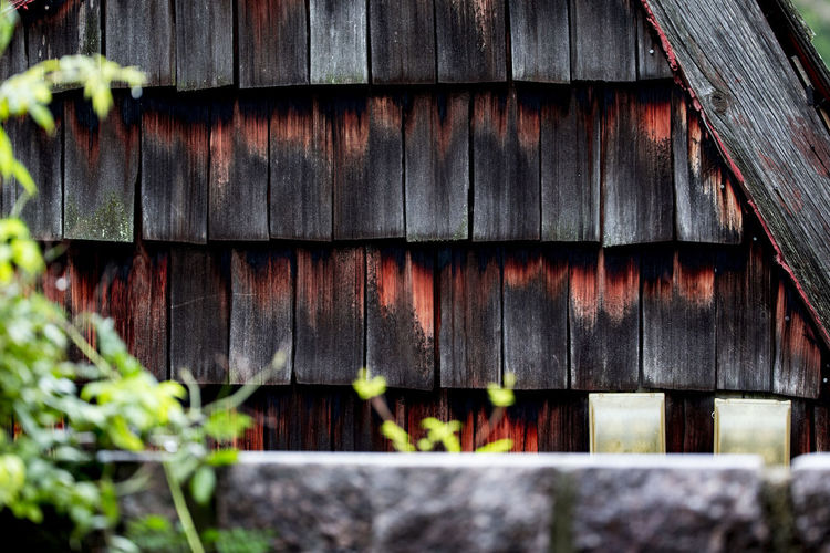 Aged wood Barn Aged Wood Built Structure Eaves Wood Outdoors Pattern Roof Tile Shed Stained Wood Textured  Wood Wood - Material Wood Slats