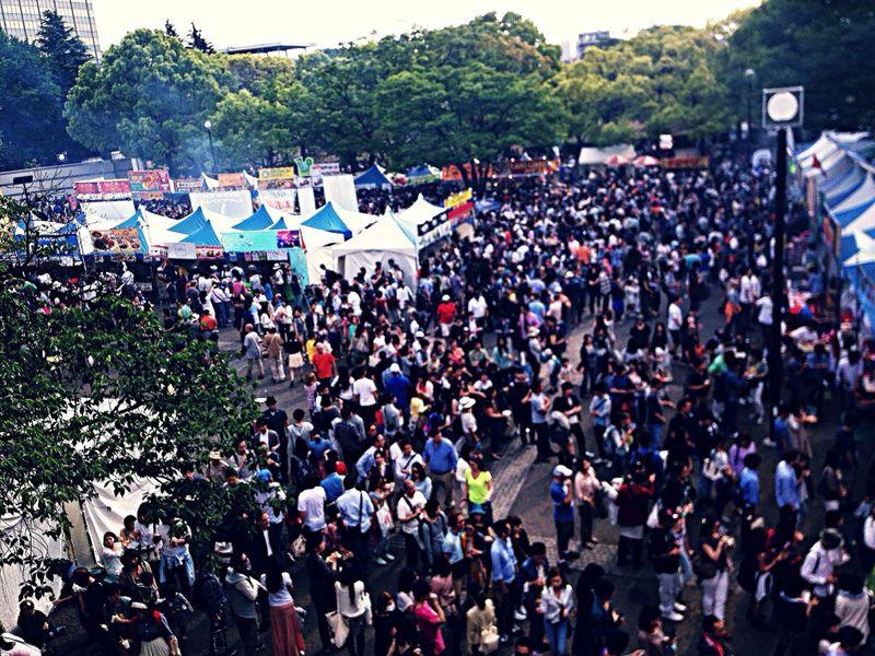 原宿/Harajuku Festival People