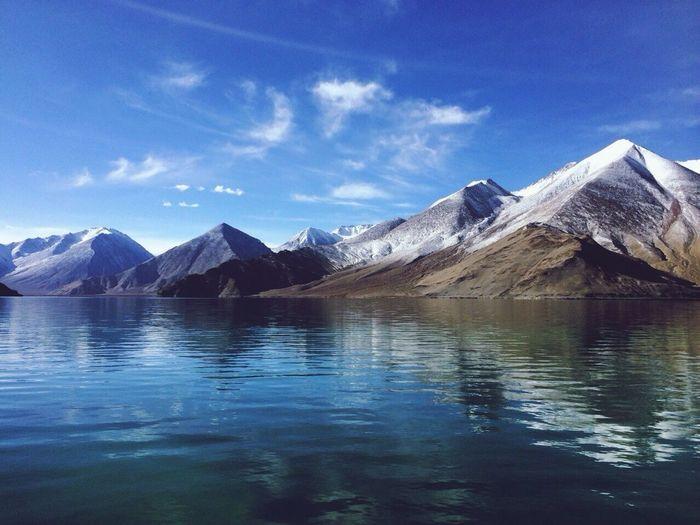 The Illusionist - 2014 EyeEm Awards 西藏阿里 神山圣湖