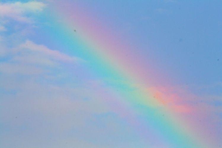 Rainbow Sky Rainbow Open Edit Eyeem Photography Check This Out EyeEm Nature Lover