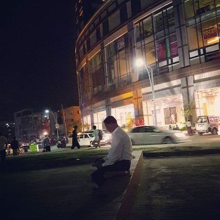 Lone Night Life Officetime Job Frustration Responsibilities Moveforward Instagram