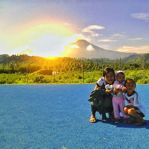 . edisi blue track Kekinian BlueCarpet Manadokota Aftersunrise