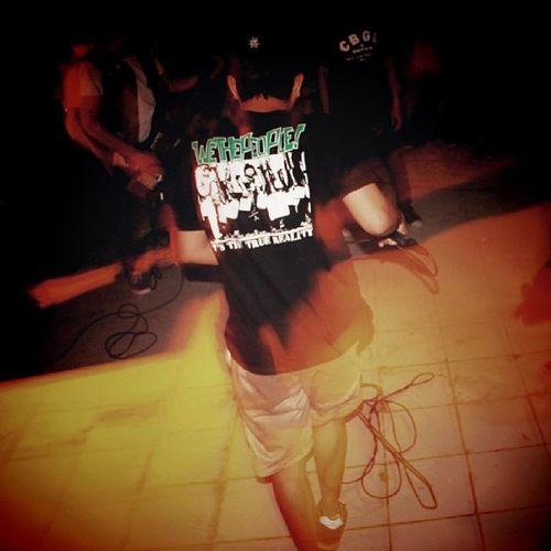 Refusetoobey Hardcorepunk Rengat Ripmovement gig singalong moshpit 27april2014