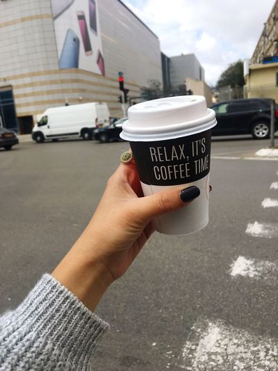 Relax , Its Coffee Time  ☕️
