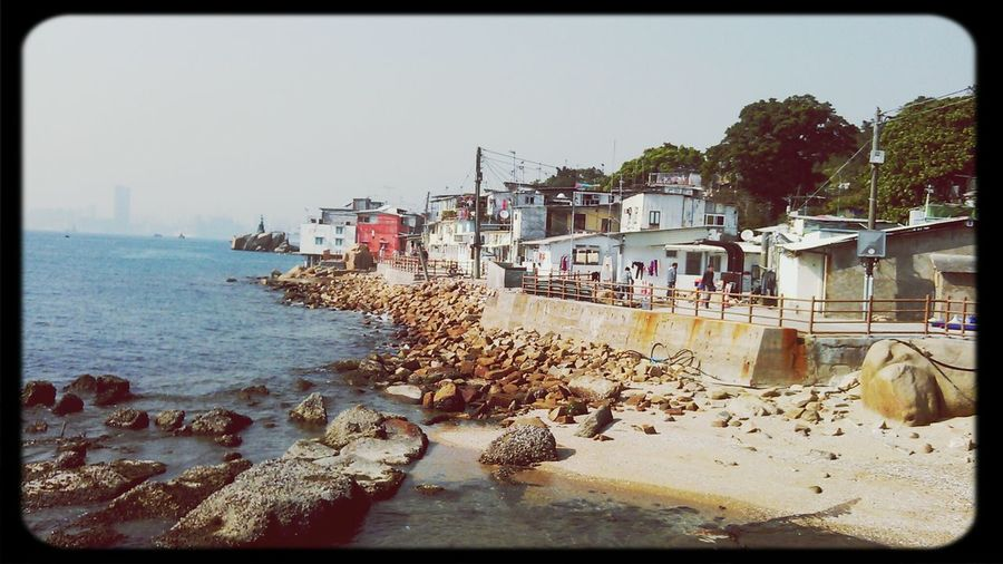 HongKong Lei Yue Mun Fishing Village I Love Hongkong!! Taking Photos