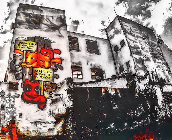 Olhem os muros. 👀📸🤓✌🏼️ Hanging Out Cheese! Relaxing Taking Photos Enjoying Life Weekend Downtown Loucosporgopro Colorful Igers Centro Goprobrasil City Gopro Saopaulo Sampa Olheosmuros Photography São Paulo Hello World Goprooficial EyeEm Best Shots GoPro Hero3+ Goprooftheday Liberdade