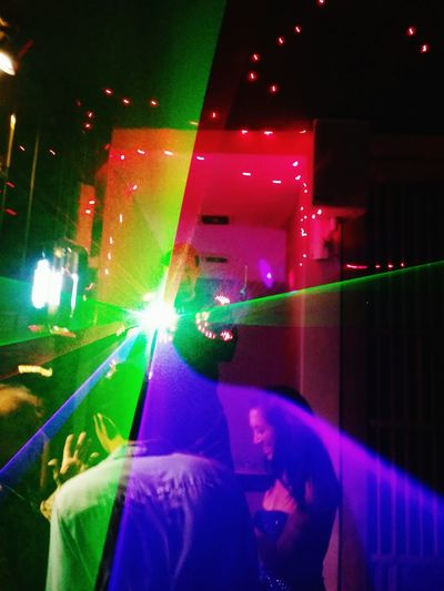 Lazer light Party Music Clubbing EyeEm Best Shots EyeEmBestPics Partypeople Party All Night TheWeekOnEyeEM Cool Crowd Eyeem Philippines All The Neon Lights