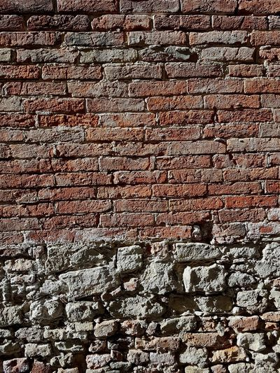 Full Frame Backgrounds Pattern Textured  No People Day Outdoors Pattern, Texture, Shape And Form Stone Wall Brick And Stone Wall. Oldwall Close-up Brick Wall Textures And Surfaces Wall Textures Background Textured