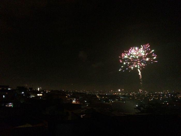 Happy New Year Happy Feliz 2016 Feliz Año Nuevo Fireworks Happynewyear 🎆🎆🎆