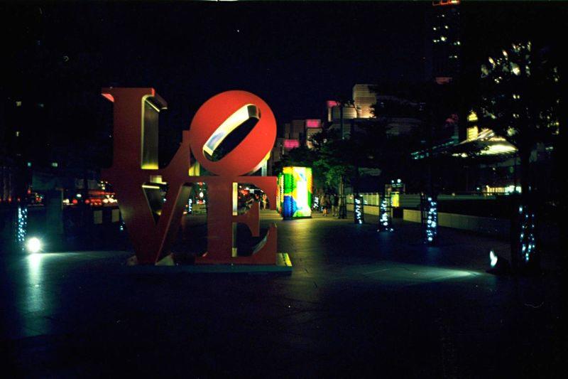 Love in