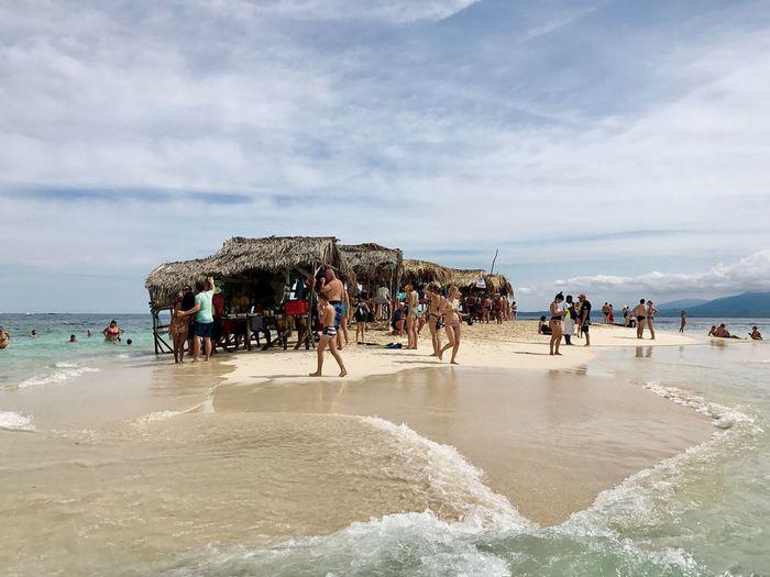 Paradise Paradiseisland Ocean Dominicanrepublic Puertoplata Iphone7plusphoto
