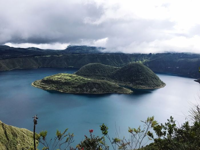 Ecuador♥ Beauty In Nature Mountain Tranquil Scene Tranquility Outdoors